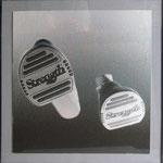 """Strength"" Lambdaprint 50x50cm, 1993, € 600"
