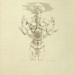 La vita,  graphic 11/30, signed, 1967,  43x35cm,   sold