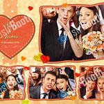 Hochzeitsvorlage Foto Nr. 17