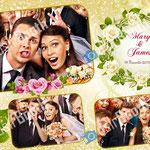Hochzeitsvorlage Foto Nr. 16