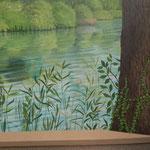 Die Liebe zum Detail macht das Bild lebendig.