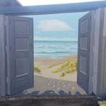 ...freier Zugang zum Strand