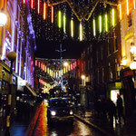 Christmas, Covent Garden, London, 2013. Alu-Dibond. 110x160cm.