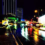 Rainy Day, Istanbul, 2014. Alu-Dibond. 100x75cm.