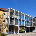 Kreiswehr Ersatzamt Freiburg  (Steg)  Zeller + Eisenberg  Architekten