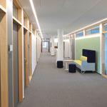 Fraunhofer Institut Freiburg ZHS   Brechensbauer  Weinhart + Partner  Architekten