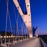 Rheinbrücke  Kehl - Straßburg   Marc Barani  Architekt