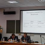 Выступление Анастасии Богдановой