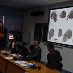 Выступление Анастасии Слепцовой