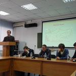 Гоголев Д.А. о медиевистике в ТюмГУ