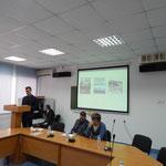 Козлов С.А. о Лаборатории исторической географии и регионалистики