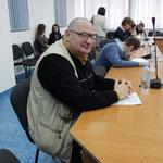 Пачежерцев Н.И., сотрудник Лаборатории этноконфессиональных отношений и проведения социокультурных экспертиз