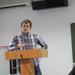 Выступление Комарова И.К.