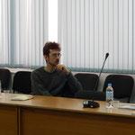 Долженков А.А., магистрант 2 курса УрФУ