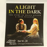 Light In The Dark - Print Ad (Chicago Children's Theatre)