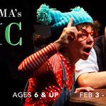 Magic City - Web graphic - (Chicago Children's Theatre)