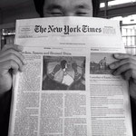 The New York Times, May 2014
