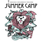 Summer Camp graphic - T-shirt (Chicago Children's Theatre)