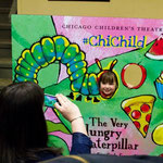 "Chicago Children's Theatre grand opening ""The very hungry caterpillar"", May 2014"