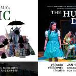 Printed Ad - (Chicago Children's Theatre)