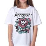 Summer Camp graphic - T-shirt (Chicago Children's Theatre)