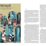 Kientruc & Doisong Magazine, July 2014