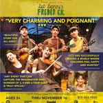 Frederick - Printed Ad for Chicago Tribune (Chicago Children's Theatre)