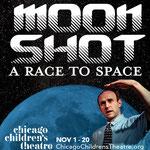Moon Shot - Print Ad for Chicago Tribune (Chicago Children's Theatre)