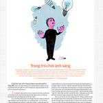 Kientruc & Doisong Magazine, June 2012