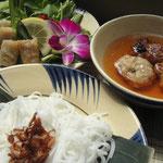 ブンチャー(ハノイ風つけ麺)¥1280※要予約