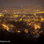 Zwickau mit Blick auf Marienthal