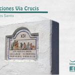 Estación 14 Via Crucis