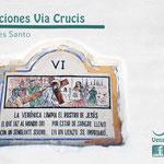 Estación 6 Via Crucis