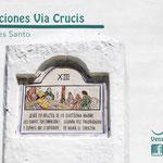 Estación 13 Via Crucis