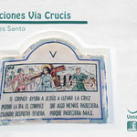 Estación 5 Via Crucis