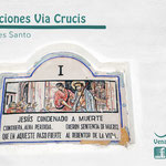 Estación 1 Via Crucis