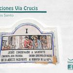 Estación 1 Via Crucis