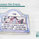 Estación 8 Via Crucis