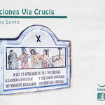 Estación 10 Via Crucis