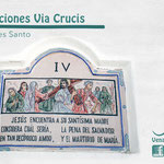 Estación 4 Via Crucis