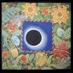 Sonnenfinsternis 1999 auf Seide