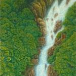 Wasserfall auf Molino