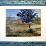 Blauer Baum
