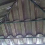 Teja Colonial No requiere zinc por debajo