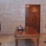 أمام السيد الرئيس بشار الأسد عبد القادر عبد الشيخ يؤدي اليمين القانونية محافظا لمحافظة اللاذقية - 23.04.2011