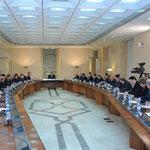 الرئيس الأسد يترأس اجتماعا للحكومة الجديدة بعد أدائها اليمين الدستورية - 16.04.2011