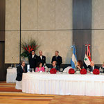 الرئيسة الأرجنتينية كريستينا فرنانديز دي كيرشنر تقيم مأدبة غداء على شرف السيد الرئيس بشار الأسد - 02.07.2010