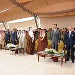 الرئيس الأسد يشارك في احتفالات الكويت بعيدي الاستقلال والتحرير - 26.02.2011
