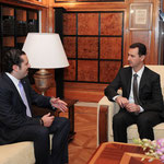 الرئيس الأسد يستقبل السيد سعد الحريري رئيس وزراء لبنان - 18.05.2010