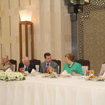 الرئيس الأسد يقيم مأدبة غداء تكريماً لأبناء الشهداء بمناسبة ذكرى السادس من أيار - 06.05.2010